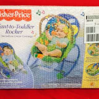 Fisher Price Rocker Like New