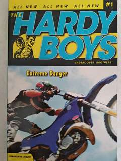 The Hardy Boys #1: Extreme Danger
