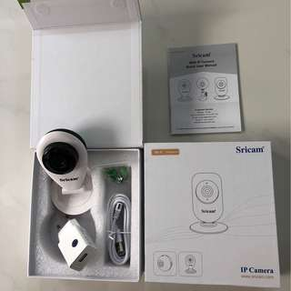 Wifi IP P2P Camera - Complete Set in Box