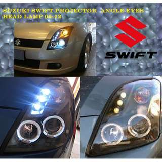 SUZUKI SWIFT ZC31 PROJECTOR HEADLIGHT