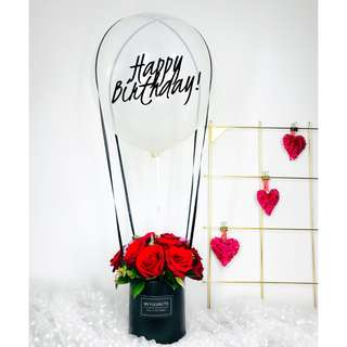 Balloon Bloom Box (Petite)