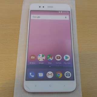 [玩具手機 Fake Mobile] 小米A1 Android-One粉紅色 - Dummy手機/玩具/擺設品