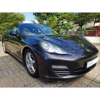 Porsche Panamera Auto
