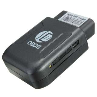 GPS tracker satellite locator OBD