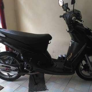 Yamaha mio th 2010