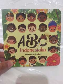 Buku ABC Indonesiaku