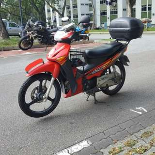 2B For Rent Honda Wave
