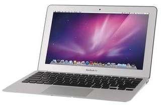 """MacBook air 11"""" 2011 (faulty) 3 beep"""