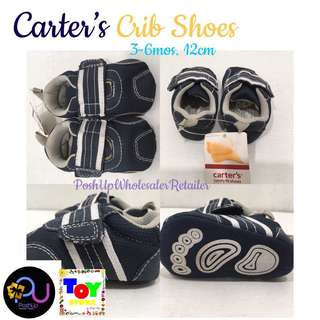Carter's Crib Shoes