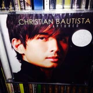 Christian Bautista-CapturedCD (Sealed)