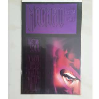 Magneto #0 The Twisting of Souls