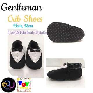 Gentleman Crib Shoes
