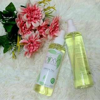 INC POS !!! DYXY GREE TEA Face Mist 160ml 100% ORIGINAL WITH HOLOGRAM (CLEARANCE)