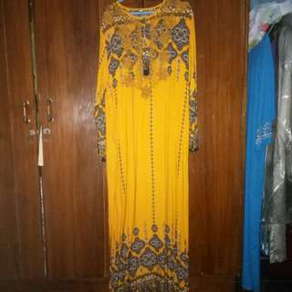 Batik kuning #UBL2018