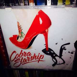 Cobra Starship	-	Nightshades	CD (Sealed)
