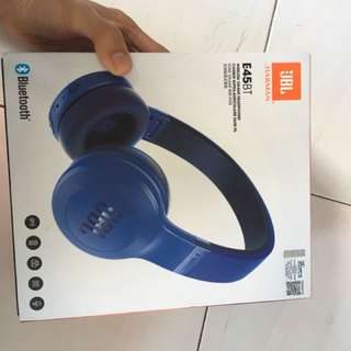 Jbl e45bt wireless