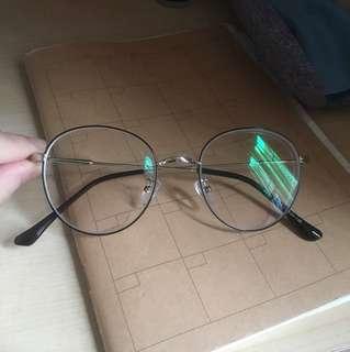 文青近視眼鏡