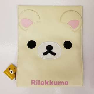 鬆弛熊 Rilakkuma iPad / tablet 套/ 文件套