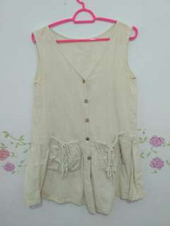 Puter vest vintage