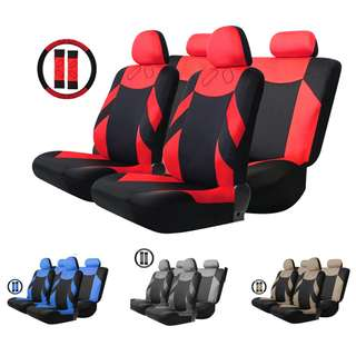 🚗🚗🚗Universal 13pcs Car Seat Cover Set