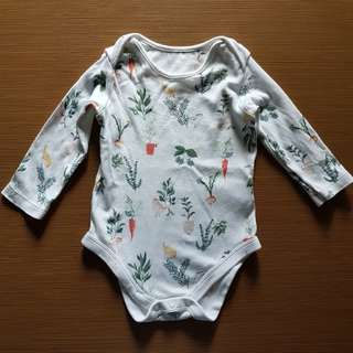 Marks and Spencer Baby Girl Onesie