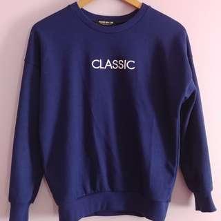 korean sweatshirt classic
