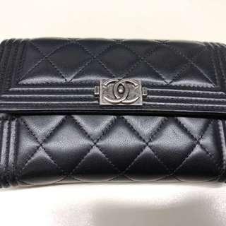 boy chanel wallet