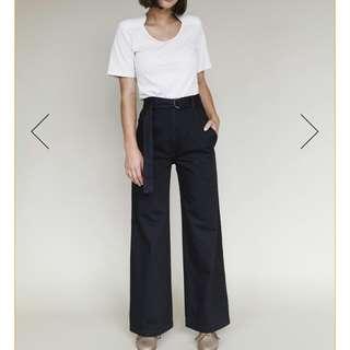 DRESS UP brand - Wide leg pant