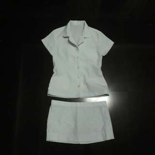 Repriced!!SEXY NURSE COSTUME (from 150)