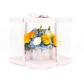Hydrangea Rose Signature Fleur Box