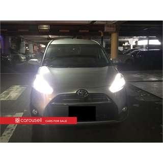 Toyota Sienta Hybrid 1.5A G