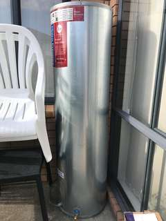 Hot water tank cylinder