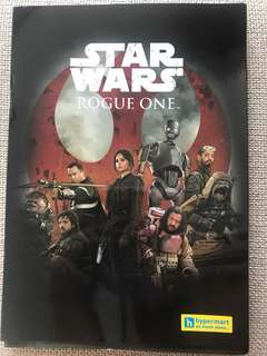 Star Wars Rogue One Card & Game Collection