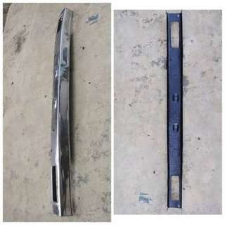 Bumper chrome krom ke70 dx