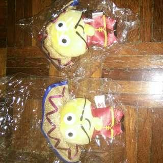 Mister Potato soft Toy CNY edition