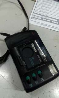Kamera konica kodak
