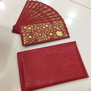 Standard Chartered Private Banking Red Packets Ang Baos