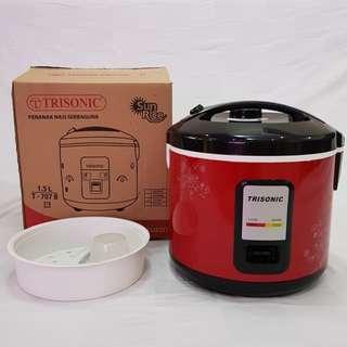 Rice Cooker Magic Com Trisonic Pembuat Nasi Di Rumah Jadi Mudah