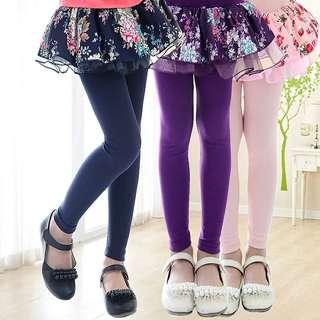 Legging with skirt (2in1)
