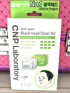 Anti-pore Black Head Clear Kit
