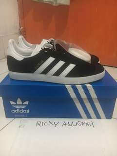 Adidas gazelle 2 original black white
