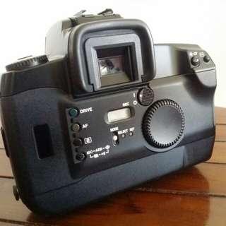 Canon eos 5 plus sigma lens 28-70mm f2.8