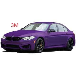 3M VINYL WRAP  @ CAR SERVICE