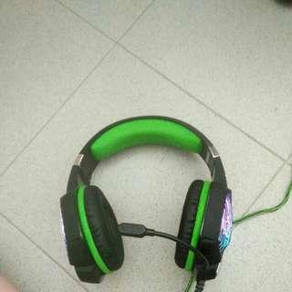 Alcatroz Gaming Headphone