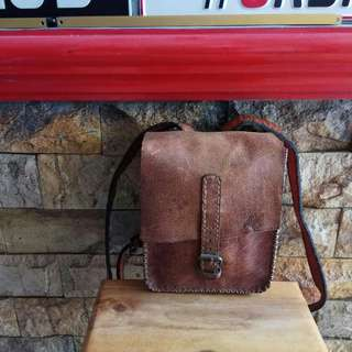 Daypack leather no name