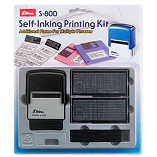 Shiny Self-Inking Stamp S-800