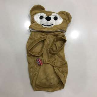 Duffy bear dog clothing