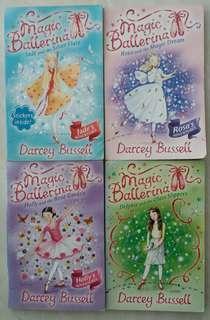 Magic Ballerina series