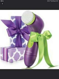 Mary Kay purple limited edition skinvigorate cleansing brush , Marykay