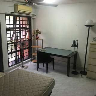 Spacious n windy master room at hougang st 11